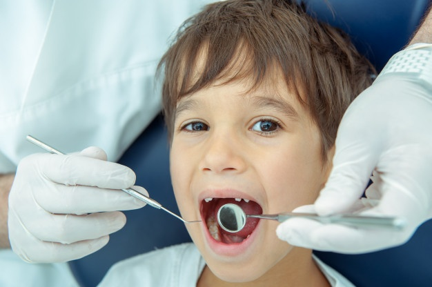 Root Canal Therapy For Milk Teeth Or Extracting Them