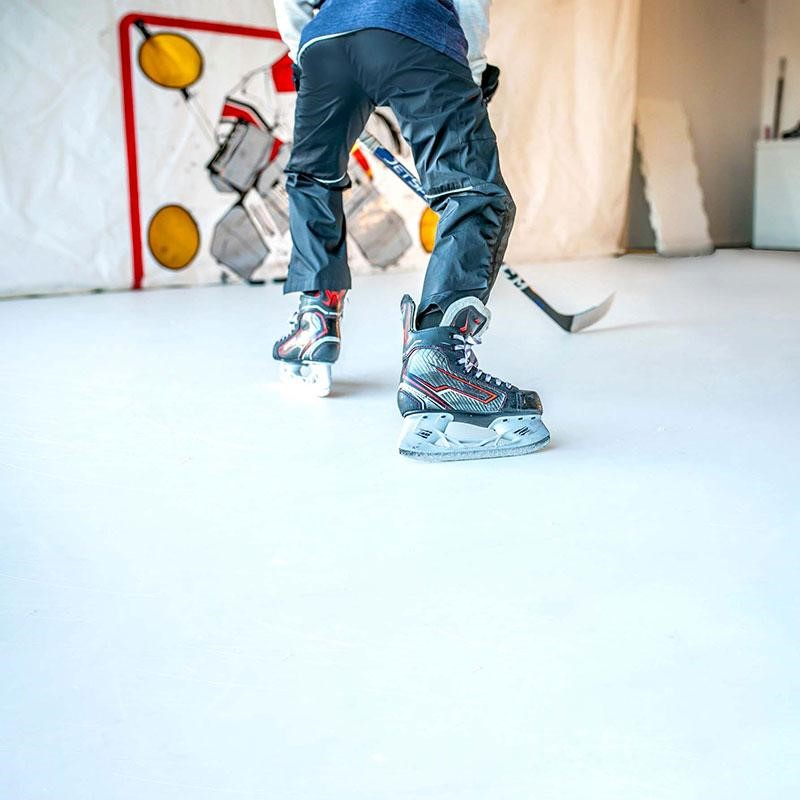 How To Install Synthetic Ice Panels